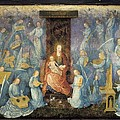 Angelical Concert. 15th-16th C. Flemish by Everett