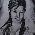 Angelina by Fineartist Ellen