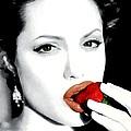 Angelina Jolie by Gabriel T Toro