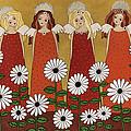 Angels And Dasies by Medana Gabbard