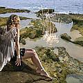 Angels- His Spirit Will Comfort You by Acropolis  De Versailles