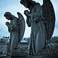 Angels In Prayer by Amy Cicconi