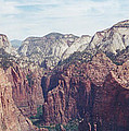Angel's Landing by Rob Cruise