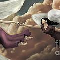 Angels by Magne Mjosund