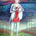 Angels Of Zodiac. Aries The Ram by Elisheva Nesis