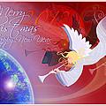 Angelus by Nato  Gomes