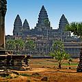 Angkor Afternoon by Doug Matthews