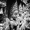 Angkor Beautiful Apsaras by Kate McKenna