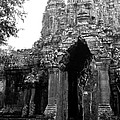 Angkor Thom East Gate 01 by Rick Piper Photography