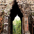 Angkor Thom East Gate 02 by Rick Piper Photography