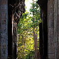 Angkor Thom East Gate 04 by Rick Piper Photography