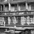 Angkor Wat Cambodia 3 by Jeff Brunton