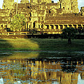 Angkor Wat Reflections 02 by Rick Piper Photography