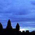 Angkor Wat Sunrise 01 by Rick Piper Photography