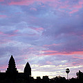Angkor Wat Sunrise 02 by Rick Piper Photography