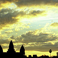 Angkor Wat Sunrise 03 by Rick Piper Photography