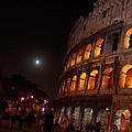 Angled Colosseum by Alessandro Della Pietra