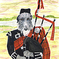 Angus The Piper by Stephanie Grant