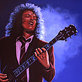 Angus Young Of Ac / Dc by Paul Meijering