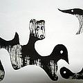 Animal Design 121027-4 by Aquira Kusume