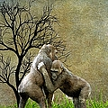 Animal - Gorillas - Isn't Love Grand by Liane Wright