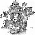 Animal Kingdom by Kami Catherman