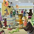 Animal Supermarket by Martin Davey