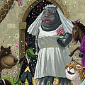 Animal Wedding by Martin Davey