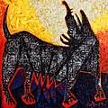 Animalia Canis No. 8  by Mark M  Mellon