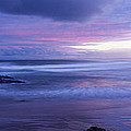 Anna Bay Sunset by Paul and Helen Woodford