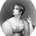 Anna Brownell Jameson  Writer by Mary Evans Picture Library