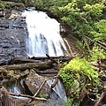 Anna Ruby Falls - Georgia - 4 by Gordon Elwell