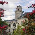 Annapolis Academy Clock Tower by Jack Nevitt