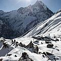 Annapurna Base Camp by Luca Benazzi