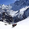 Annapurna Sanctuary Trail by Aidan Moran