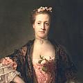 Anne Garth-turnour, Baroness Winterton by Allan Ramsay