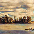 Anne Lacys Hamlin Lake by Lianne Schneider and Anne Lacy