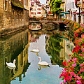 Annecy by Jean-Pierre Ducondi