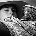 Annie's Saddle by Steven Bateson