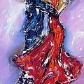 Anniversary Dance Painting  by Mary Cahalan Lee- aka PIXI