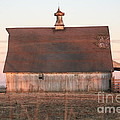 Another Barn by Anthony Cornett