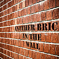 Another Brick In The Wall by Purple Moon