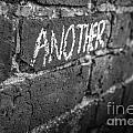 Another Brick In The Wall by Nicholas Powell
