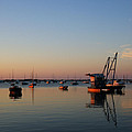 Another Cotuit Dawn by David DeCenzo