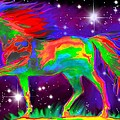 Another Rainbow Stallion by Nick Gustafson