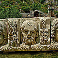 Another Relief In Myra-turkey by Ruth Hager