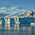 Antarctic Iceberg by Alan Toepfer