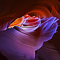 Antelope Canyon 14 by Ingrid Smith-Johnsen