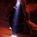 Antelope Canyon 3 by Ingrid Smith-Johnsen