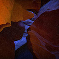 Antelope Canyon 36 by Ingrid Smith-Johnsen